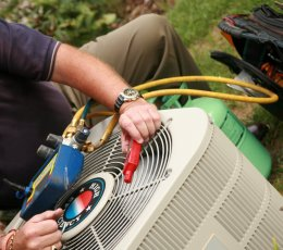 Heating and Cooling services with EcoMize will keep your home or building comfortable and energy efficient year-round!
