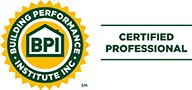 EcoMize is a BPI Certified Professional